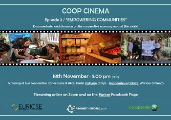 """Coop Cinema – Episode 2 """"Empowering communities"""""""