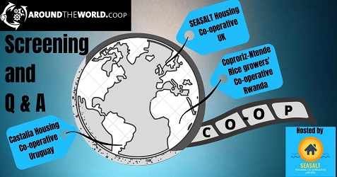 Aroundtheworld.coop Screening and Q&A