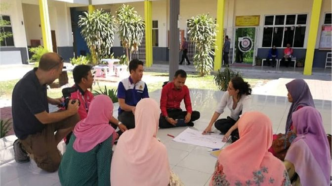 An innovative school coop model from Malaysia
